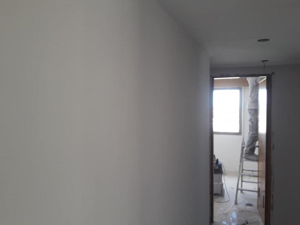 Quitar gotele de las paredes 4