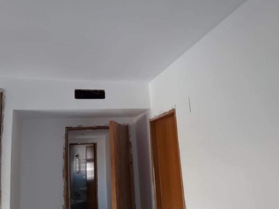 Quitar gotele de las paredes 5